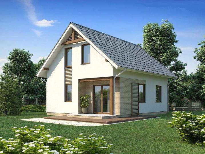 Цены и проекты домов из пеноблоков